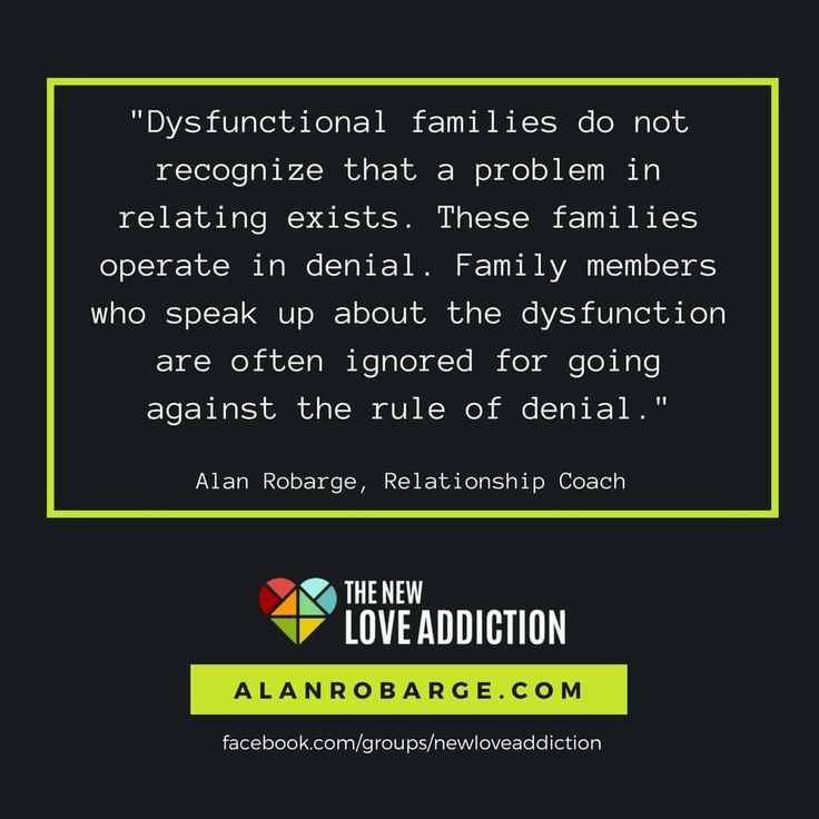 dating dysfunctional family Solutions for dysfunctional family relationships: couples counseling, marriage therapy, crosscultural psychology, relationship advice for lovers unions and the suicidal family.