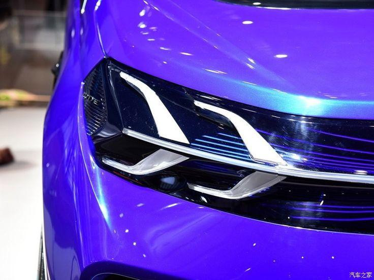Zotye Auto Debuted Zotye ES330 Idea Automobile Primarily based on Yun100 on 2019 Shanghai Auto…