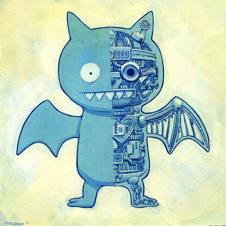 Uglydoll turns 10 group art show. Lots of new stuff at www.garymusgrave.com!