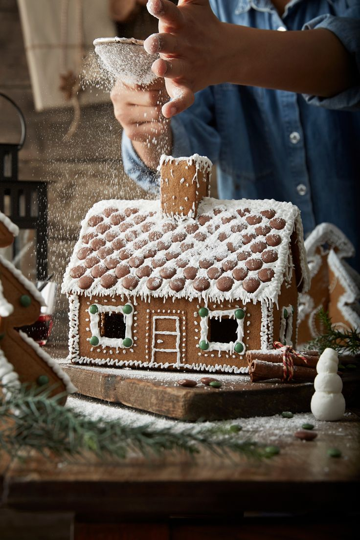 The IKEA Everyday — It's not an IKEA Christmas without a gingerbread... http://www.scoop.it/t/mattress-for-side-sleepers/