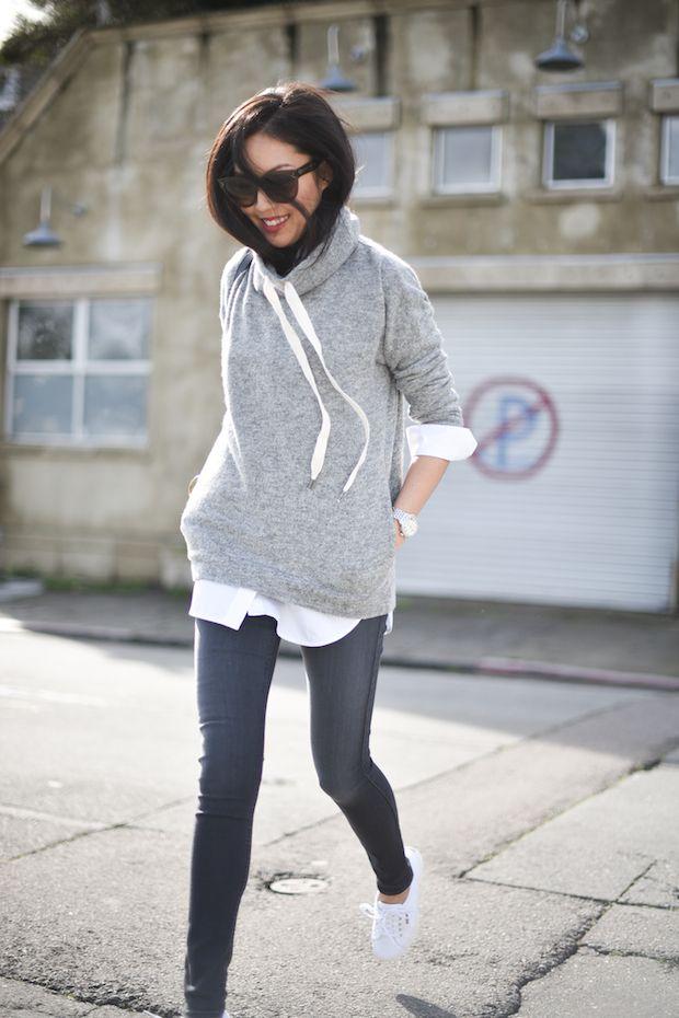 Αποτέλεσμα εικόνας για hoodies outfit
