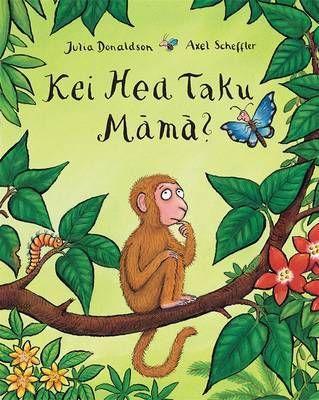 Kei Hea Taku Mama (Monkey Puzzle Maori Edition)