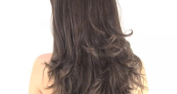 Cómo Cortar el Cabello en Capas - Tutorial - Peinados