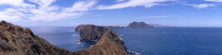Channel Islands, Southern California (by Santa Barbara)
