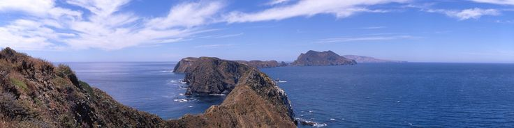 I want to visit the Channel Islands!   Scenic View from Inspiration Point, Anacapa Island ©timhaufphotography.com
