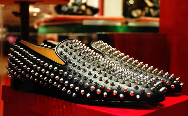 Christian Louboutin Rollerball Loafers