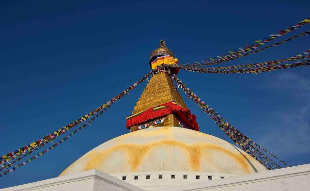 Marina Magro: ESPOSIZIONE FOTOGRAFICA SU TELA (progetto Nepal)