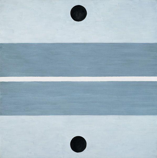 Agnes Martin, untitled, 1960 Craig F. Starr Gallery Exhibit: Surface / Infinity Vija Celmins, Brice Marden, Agnes Martin April 4 – May 25, 2012