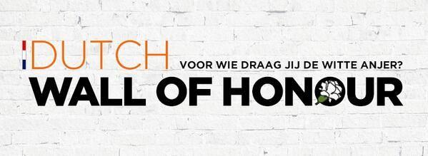 """Twitter - @LikeableDesign: """"In het verslag van de #Veteranendag aandacht voor http://www.WallofHonour.nl ! Zapp naar 1:01:00 op http://www.npo.nl/nos-veteranendag/28-06-2014/14act0628Veteranen"""" #DutchWallofHonour #WallofHonour #Veteranendag #WebDesign #LogoDesign #LikeableDesign"""