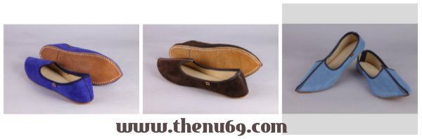 Thenu69 is one of the most popular online stores of handcrafted footwear. Here, Buy new and stylist jodhpuri jutti with wool, silk and metal thread embroidery. Hurry!! Visit bit.ly/1bA6BeO.