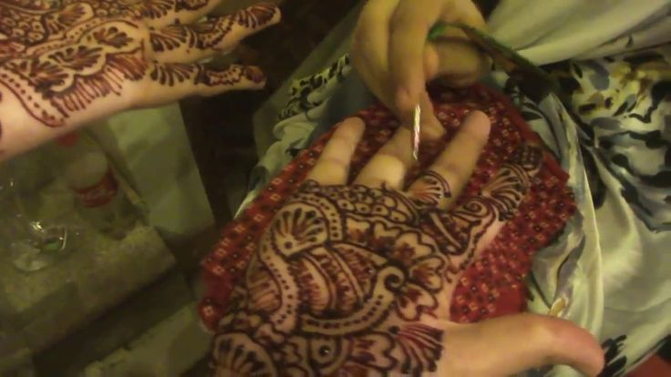 Designs of Mandhi and WBIC Chand Rahat Before Eid ul Fitar DHA Y Block L...