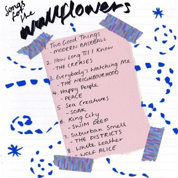 Friday Playlist: Wallflowers