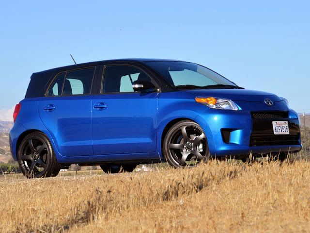Introducing the 2013 Scion xD