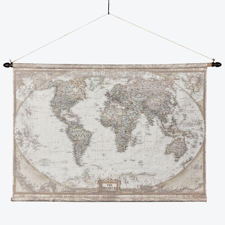H&C verdens kart