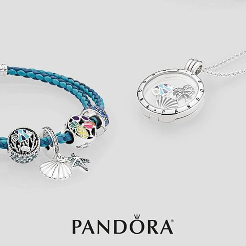Pandora Presents the Color of Paradise Collection