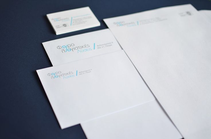 Accountants Office Corporate Identity