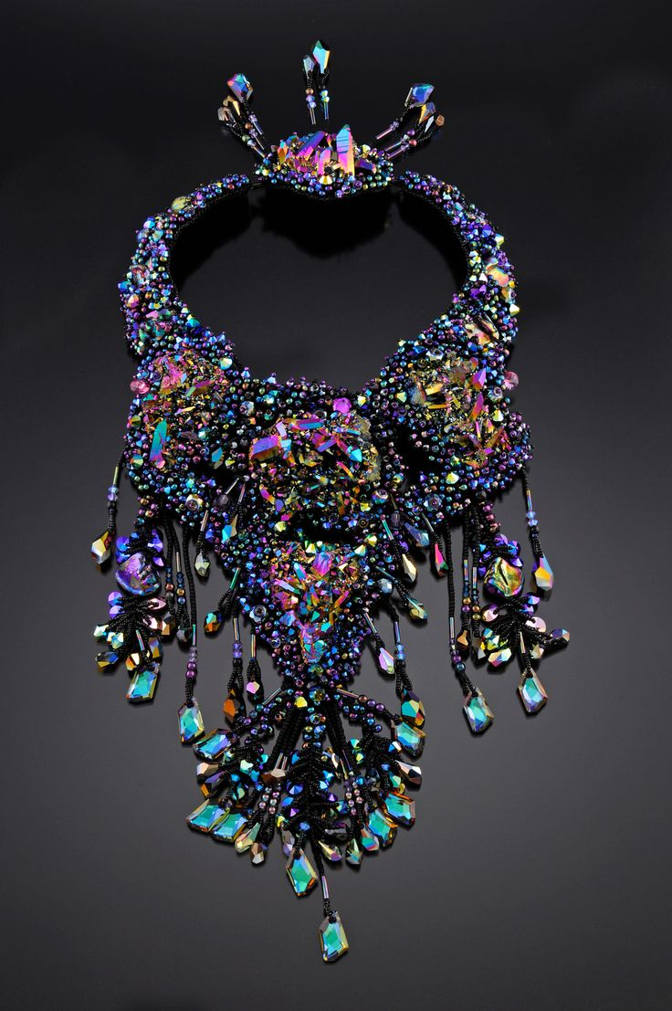 366 best images about embroidery beads on Pinterest ...