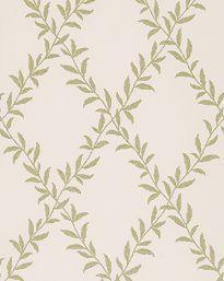 Leaf Trellis Ivory/Green från Colefax & Fowler - Sök på Google