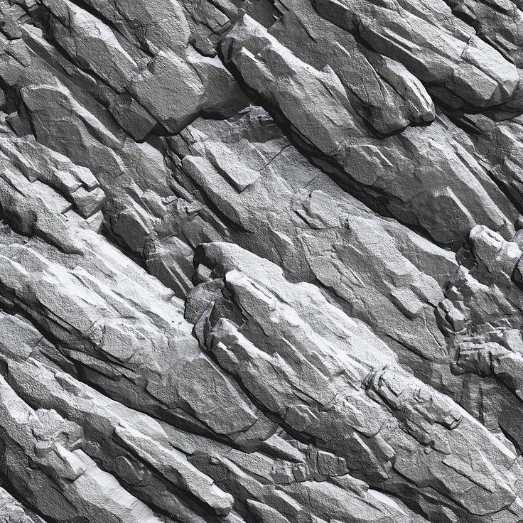 Artstation Rock Sculpts Gesy Bekeyei Textures