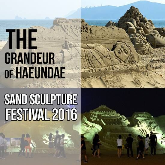 #‎haeundae_beach‬ ‪#‎sand_sculpture_festival_2016‬  Visit South Korea and enjoy it's magnificent sights with breathtaking views of the Haeundae beach in Busan! Do not miss your opportunity to hop in The Line Clinic for on-demand aesthetic surgical treatments! Click & Apply to find out more @ http://koreanbeautynews.com/?affiliate_id=8y4e1QslSdTXknx