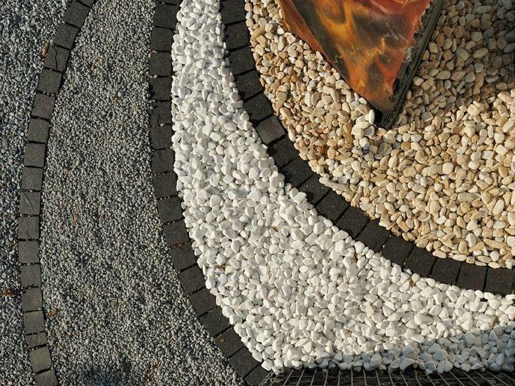 Decorare il giardino con i sassi (Foto) | Design Mag