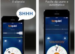 Bequiet: invitiamo gli altri al silenzio in modo automatico ed efficace