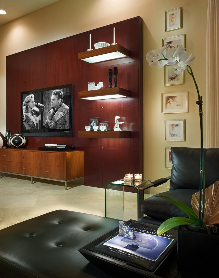 custom Bedroom wall/shelves - Vogue Furniture, Royal Oak
