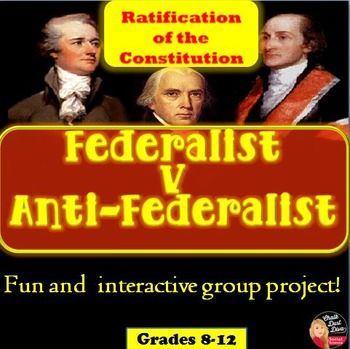 federalists vs anti federalists essay
