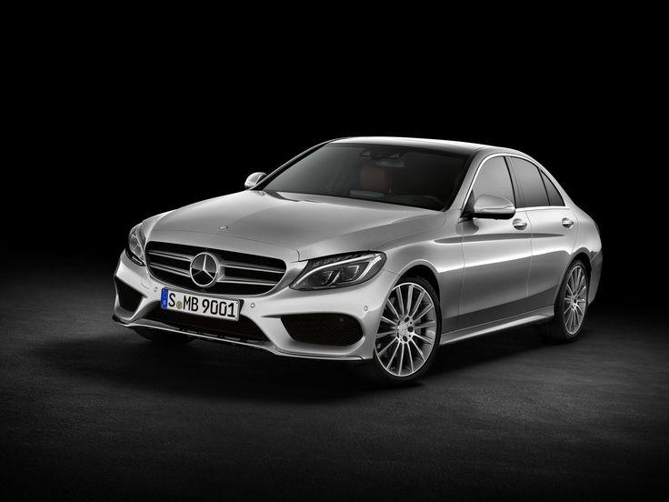 Photos et vidéos de Mercedes-Benz Classe C - Nouvelle Mercedes Classe C (2014) : une mini Classe S ! - Salon de Genève 2014