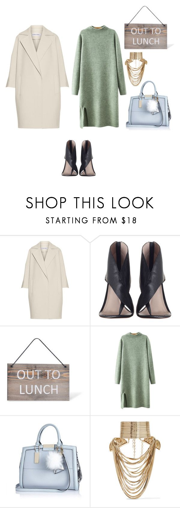"""""""Untitled #348"""" by theclothesmind on Polyvore featuring KaufmanFranco, Zimmermann, Garden Trading, Chicnova Fashion, River Island and Rosantica"""