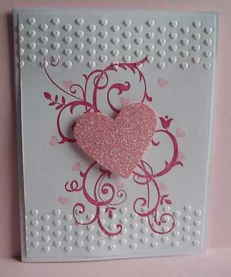 Heart Valentines Day Wedding Thank You Cards & Invitations