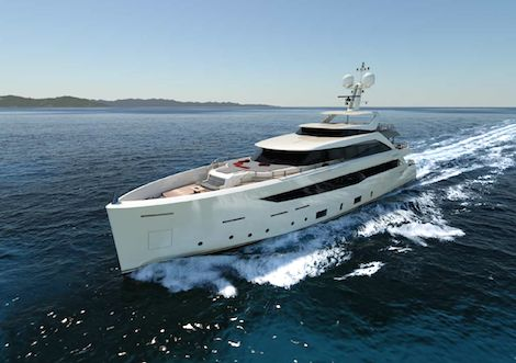 Introducing... 'Serenity'   superyacht   Mondomarine   SF40   Monaco Yacht Show   Fleet News on SuperyachtNews.com