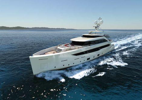Introducing... 'Serenity' | superyacht | Mondomarine | SF40 | Monaco Yacht Show | Fleet News on SuperyachtNews.com