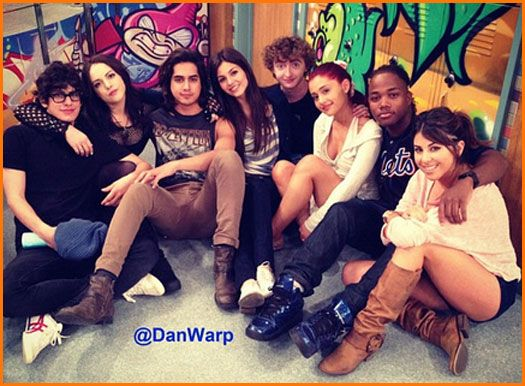 "Nickelodeon's ""Victorious"" Season 3 Wraps"