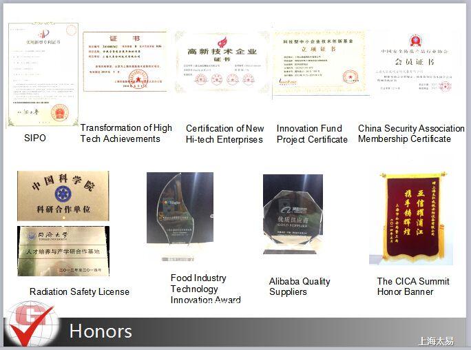 Honors of Techik Instrument