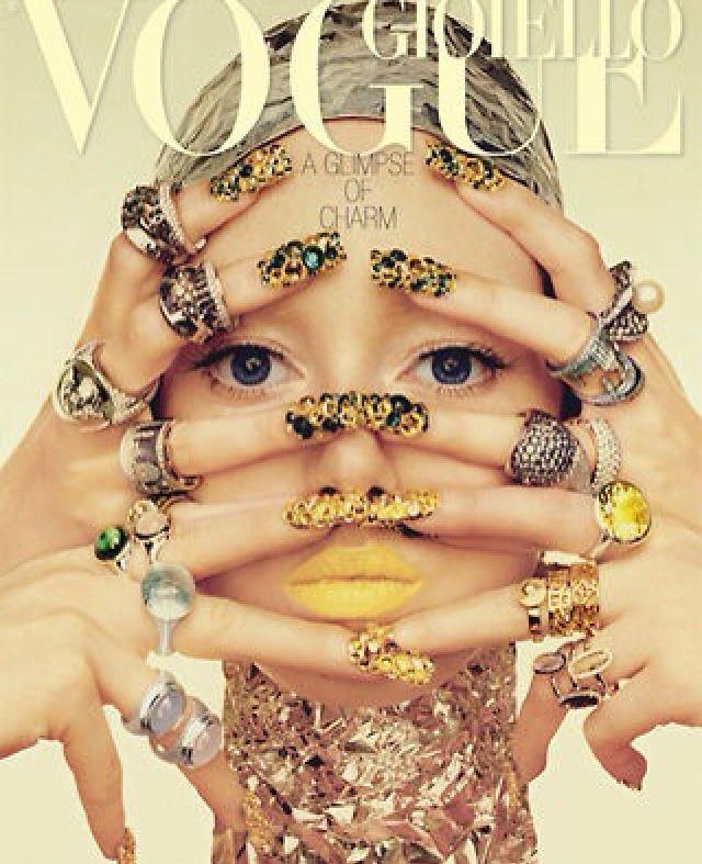 Funky Fresh Fashion Magazine Layout
