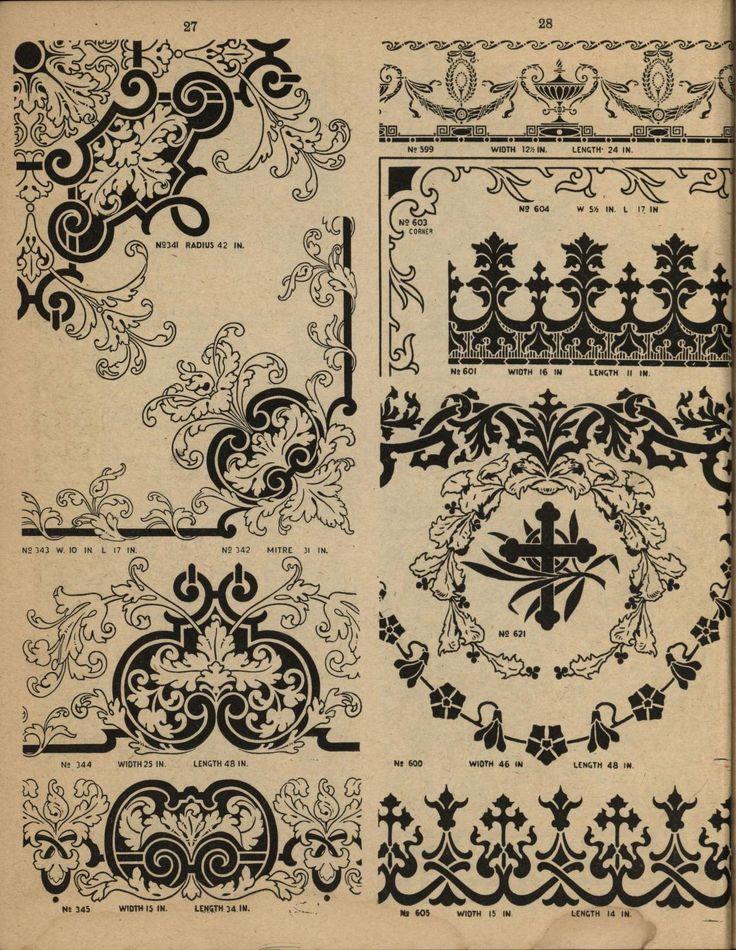 Geo Flower Stencils : Images about stencil patterns on pinterest flower