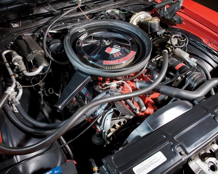 Chevy 396 V-8