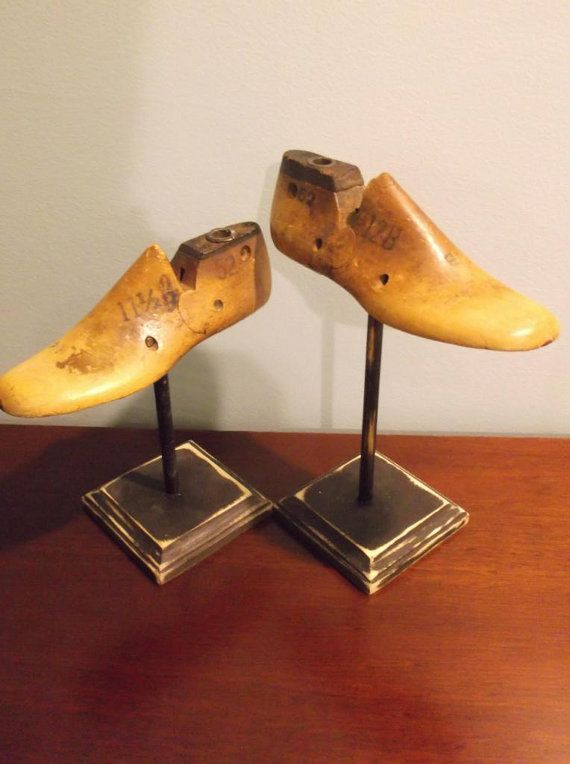 Like wood?  Like shoes?  Like art?  Bam!
