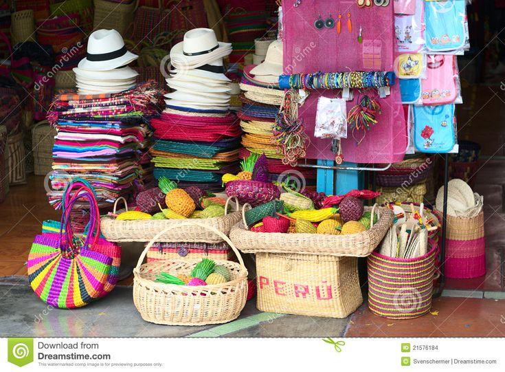 kleurrijke-ambachten-op-een-inca-markt-lima-21576184.jpg (1300×957)