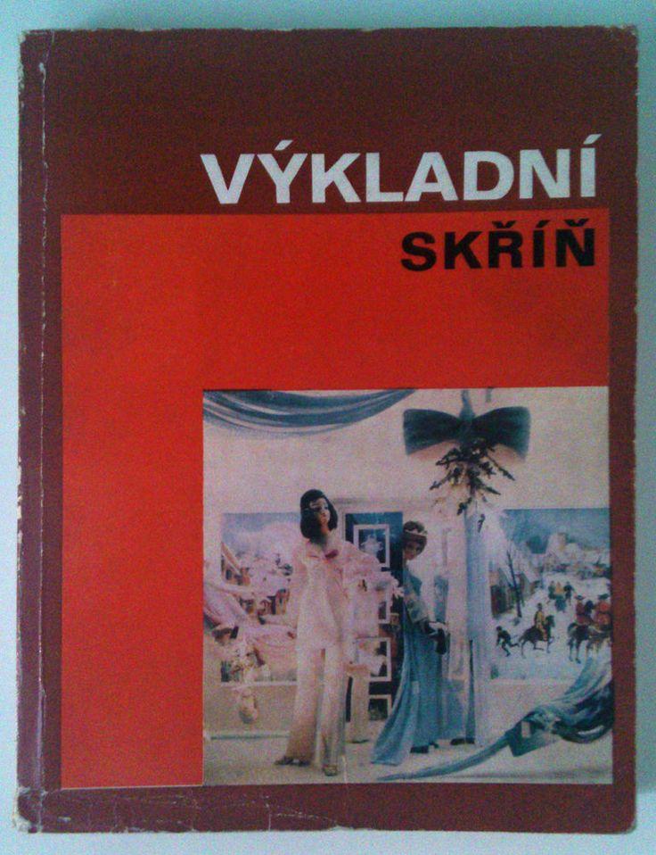 rare design and arranging VYKLADNI SKRIN 1972 LIBUSE NIKLOVA