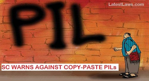Chief Justice T S Thakur rebukes Advocate for filing PIL relying only on downloaded material