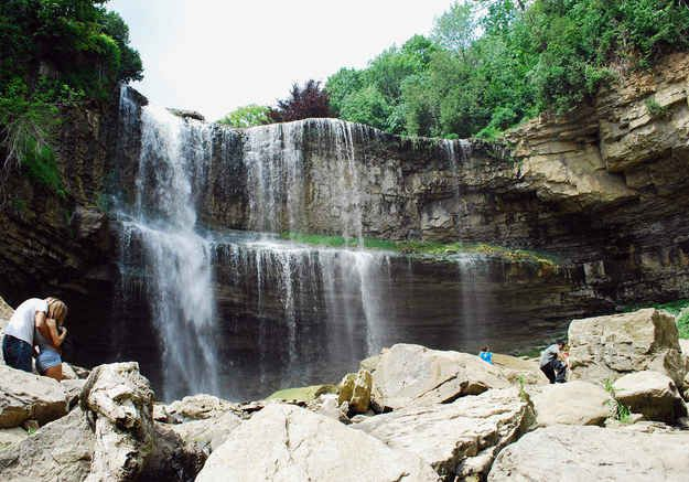 Natural wonders found in Ontario'