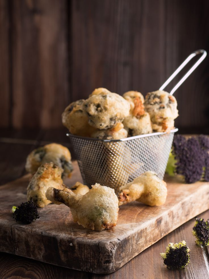 Cavolfiore in pastella – ricetta siciliana