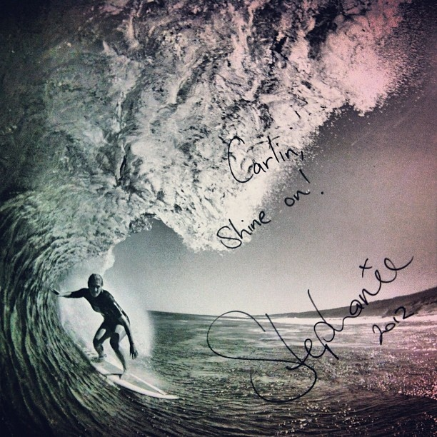 No @stephaniegilmore, you shine on!! #qswmalibu #5steph #quikusa.   Post by @carlindarlin13Ocean Sports, Large Body, Beach Waves, Coastal Collection, Carlin Ewing, 5Steph Quikusa, Beach Life, Qswmalibu 5Steph, N Surf Beach