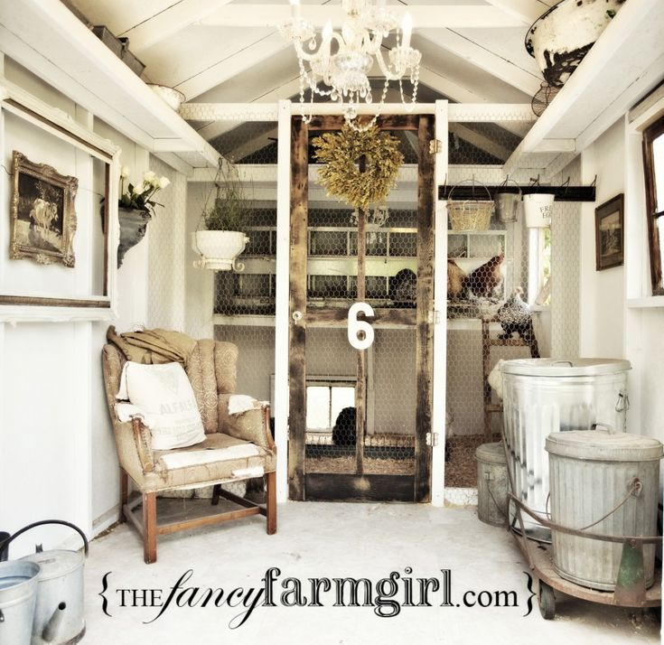 vignette design: Tuesday Inspiration: The Backyard Cottage