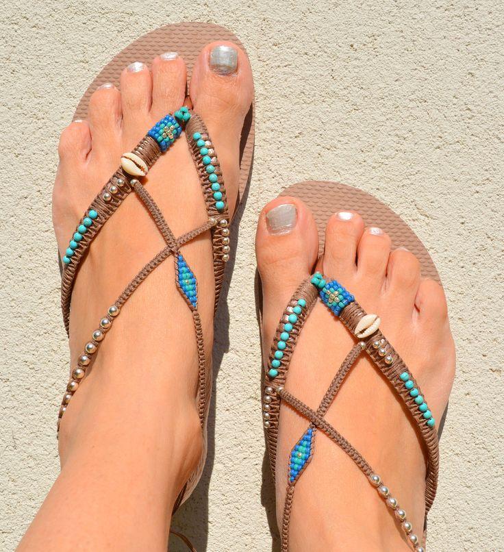 A personal favorite from my Etsy shop https://www.etsy.com/il-en/listing/533824495/sandals-boho-sandals-flip-flops-bohemian