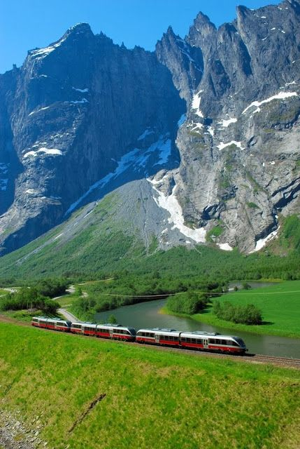 Norway Boasts Spectacular Scenery