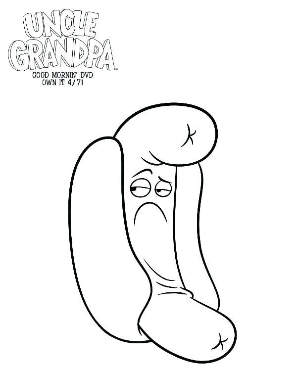 person coloring page # 11