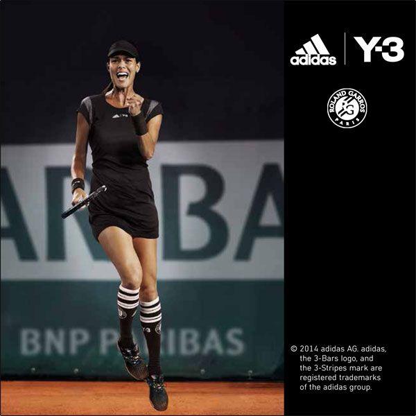 Ana Ivanovic from Serbia! Ajde, Ana! Hope she has a great US Open : )